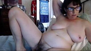 Chubby mature webcam show