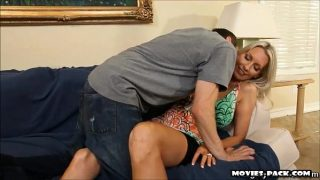 Experienced mom giving few pointers to young boy View more stuff on xvideos tv