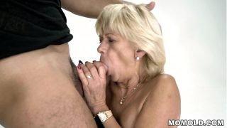 Granny squirts on a hard cock – Diane Sheperd and Mugur – Lusty Grandmas