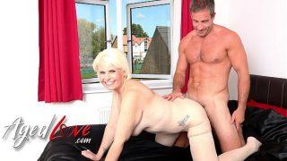 Hardcore Loving Mature Enjoying Sex Video Featuring Skyler Alexei