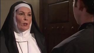 Mature nun fuck young priest