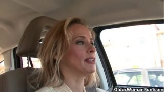 Mature soccer mom fucked by black cock
