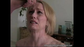 The Perfect Granny Fuck hot pussy drilling
