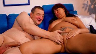 Tight pussy Horny German newbie Maria H. craves a hard dick up her mature pussy